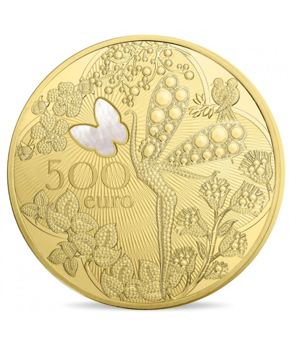 500 Euros OR Nacre BE FRANCE 2016 - Van Cleef & Arpels (MDP)