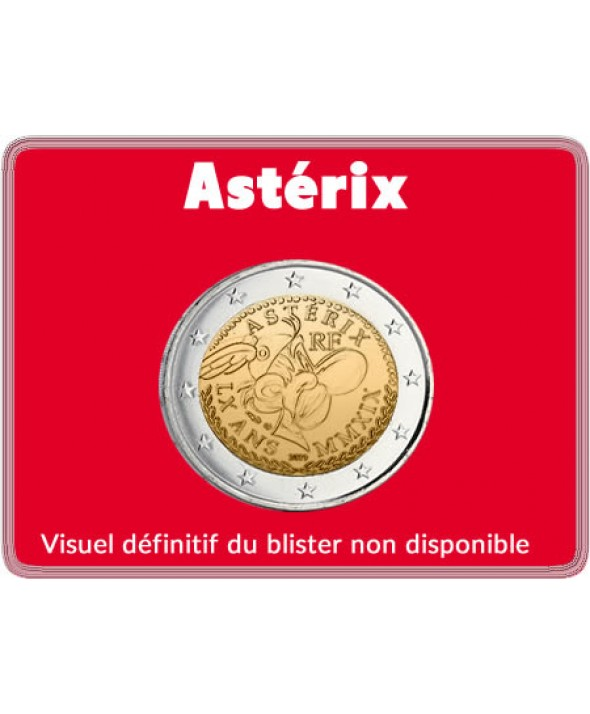 Coincard version Astérix