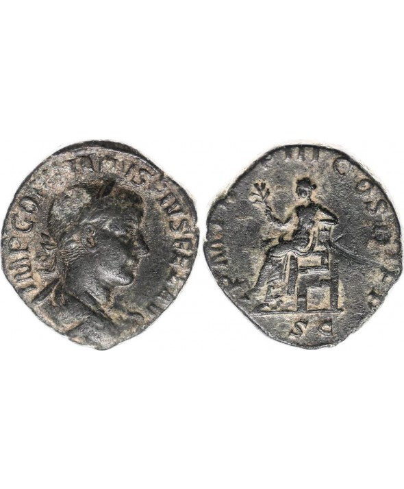 Rome Empire Sesterce, Gordien III (238-244) - PM TRP III COS II PP
