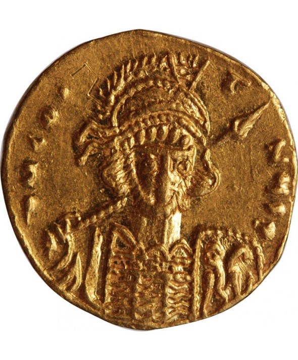 CONSTANTIN IV - SOLIDUS OR CONSTANTINOPLE
