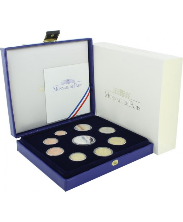 Coffret BE Euro 2007 - France