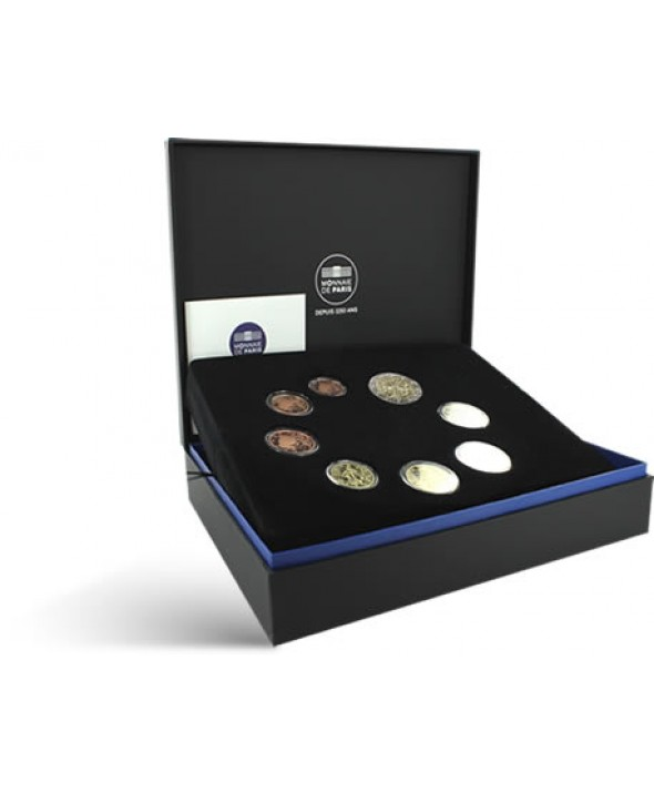 Coffret BE Euro France 2018 (MDP)