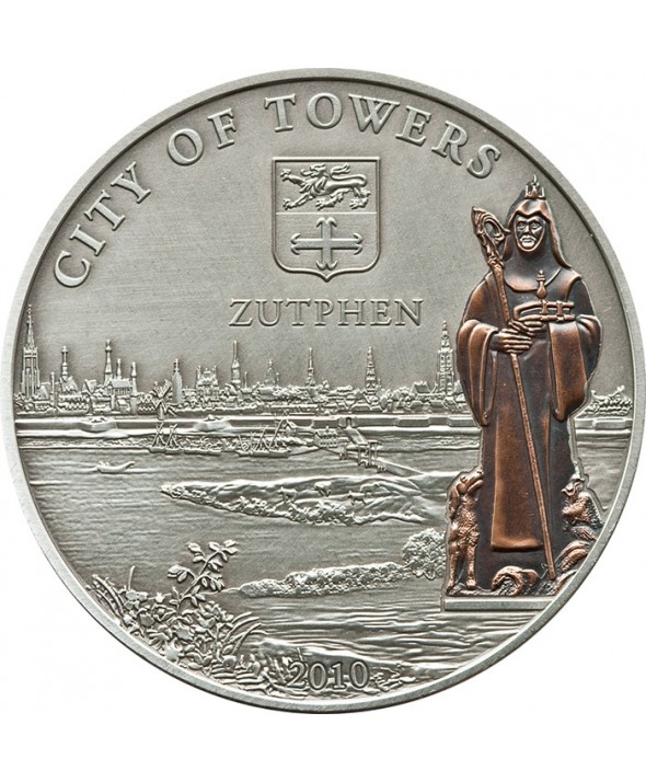5 Dollars - 2010 - Zutphen -Ligue Hanséatique