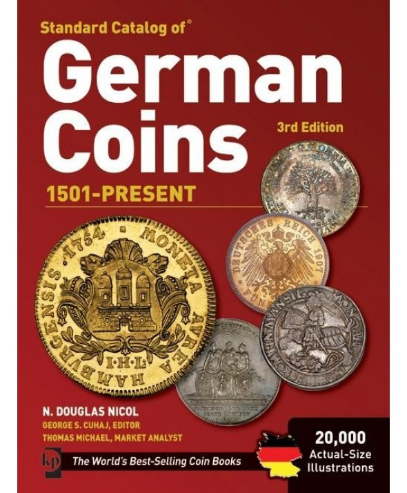 GERMAN COINS 1501 A NOS JOURS