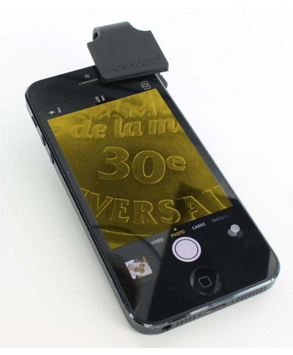 Objectif macro - Pour smartphone