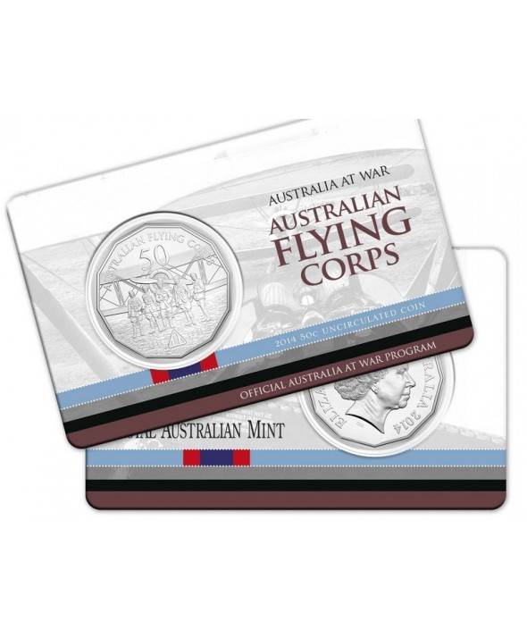 50 Cents, Australie en Guerre - Flyings corps 2014