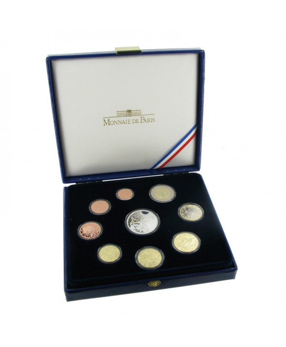 Coffret BE Euro 2009 - France