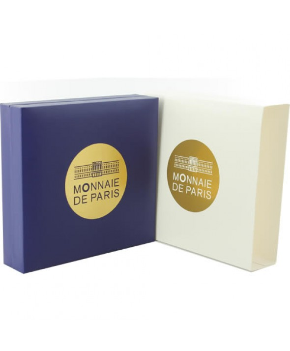 Coffret BE Euro 2012 - France