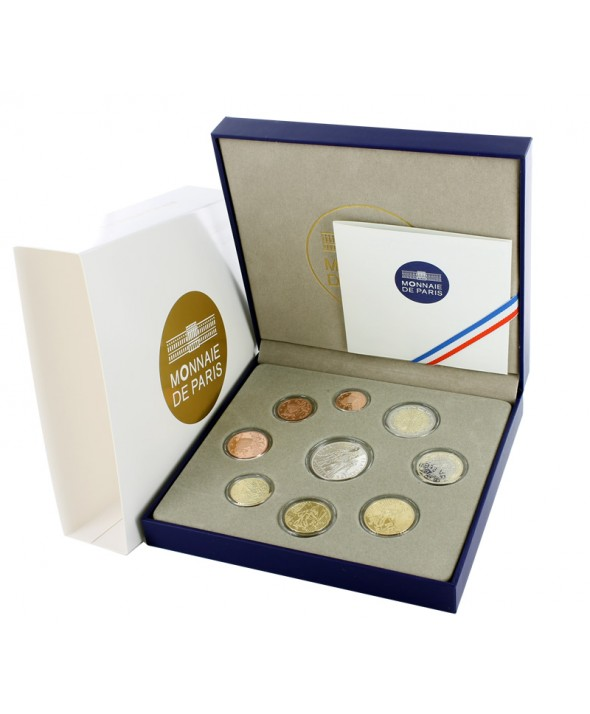 Coffret BE Euro 2013 - France