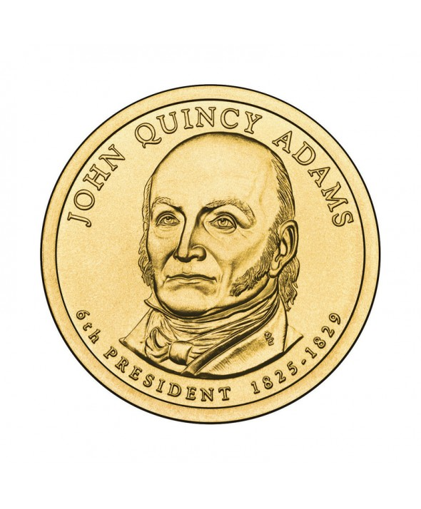 1 Dollar USA 2008 - John Q. Adams