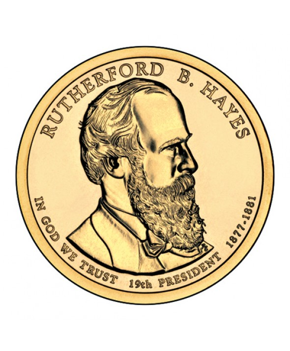 1 Dollar USA 2011 - Rutherford Hayes