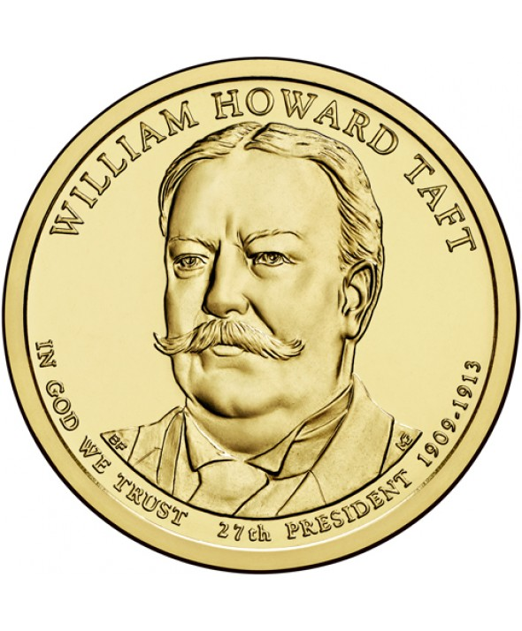 1 Dollar USA 2013 - William Howard Taft